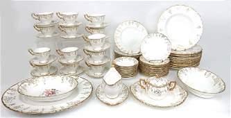 Royal Crown Derby Vine dinnerware set
