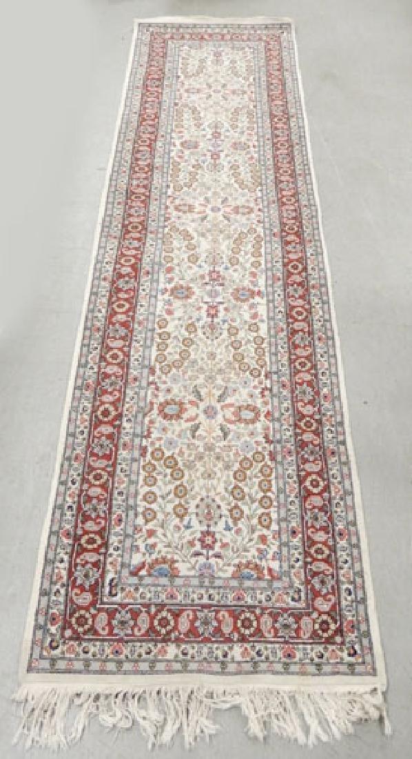 Hand tied Persian rug
