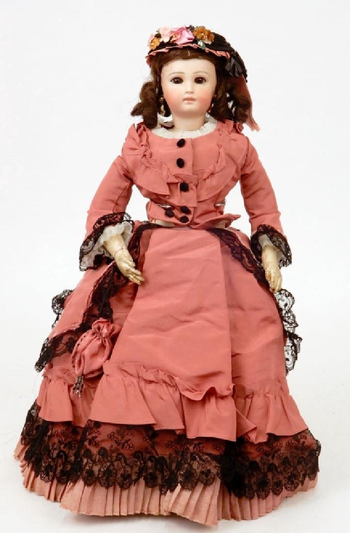 Antique French Fashion doll