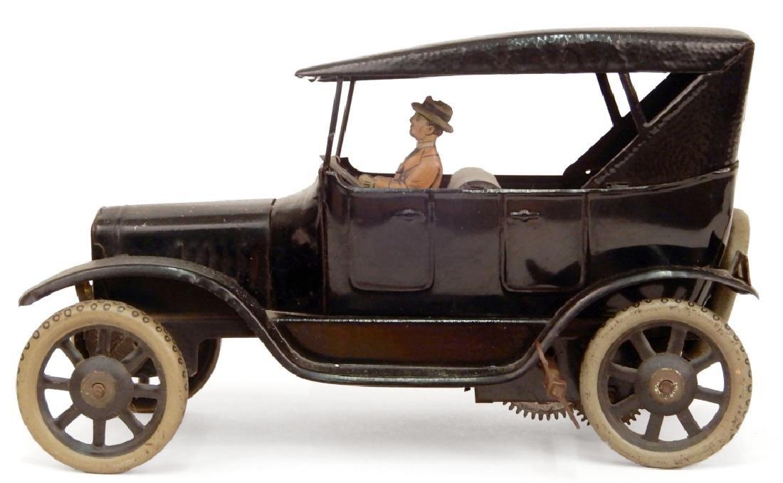 Bing Germany tin litho Model T windup