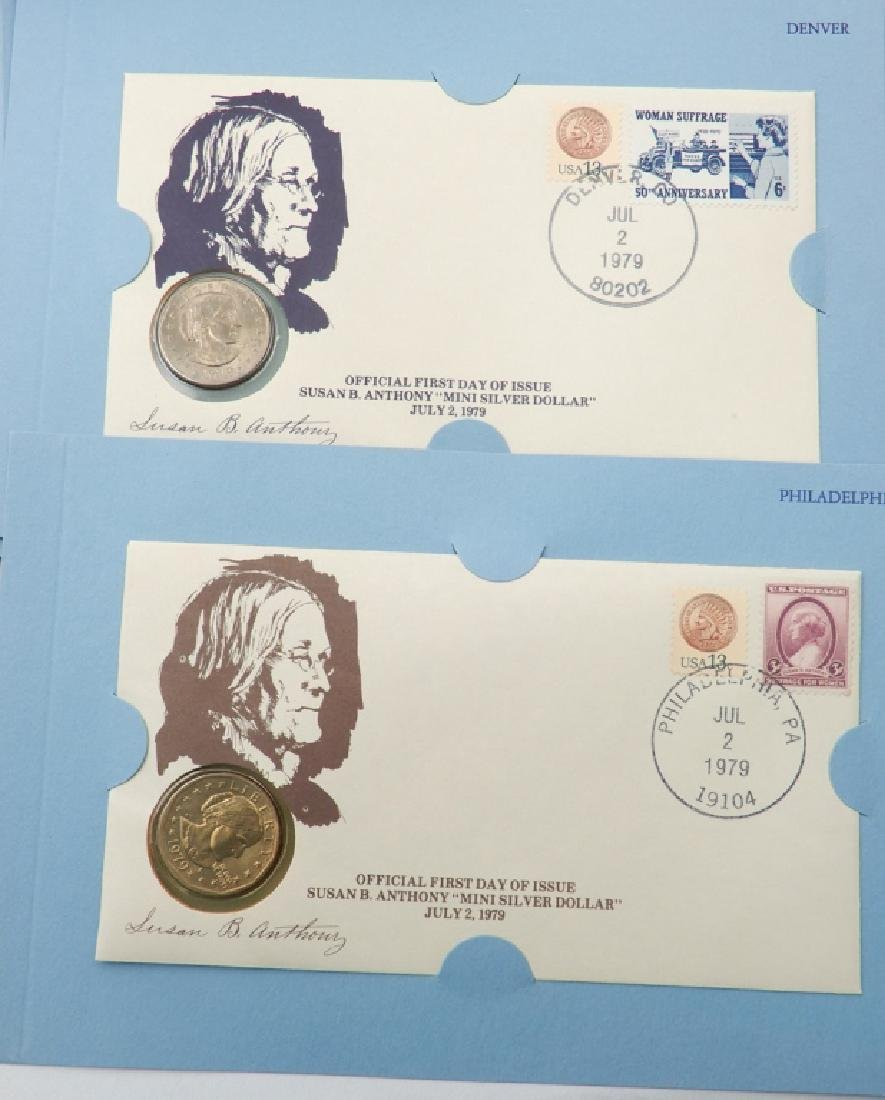 U.S. proof set, proof and a 1st day of issue set - 4