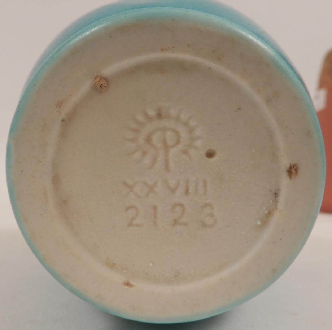 Rookwood pottery vase, ca. 1928 - 2