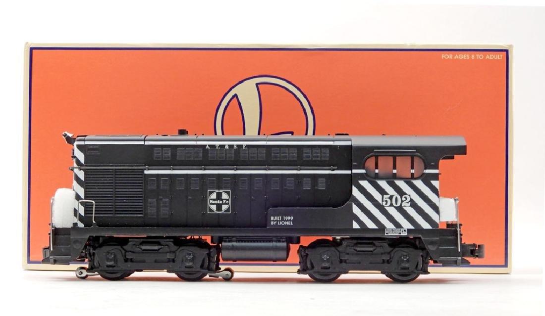 Lionel Santa Fe H12-44 Switcher