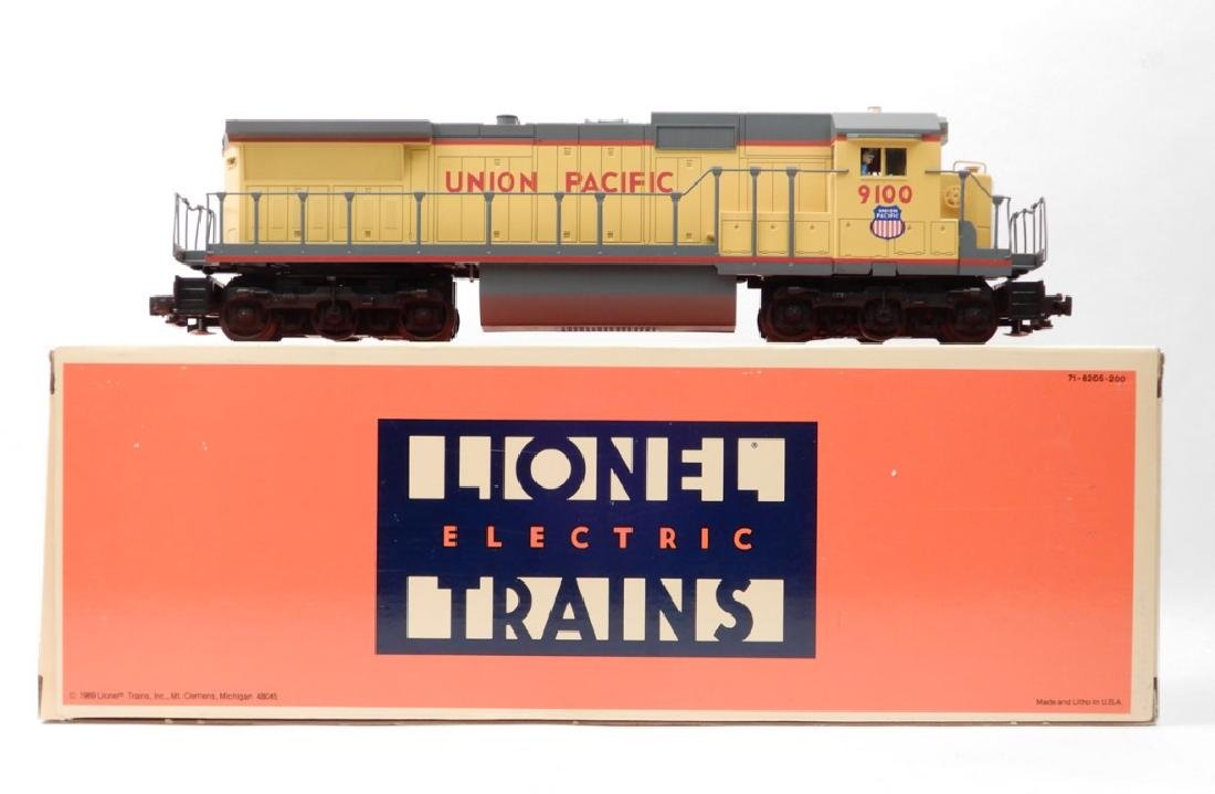 Lionel 6-18205 Union Pacific Dash-8 40C diesel