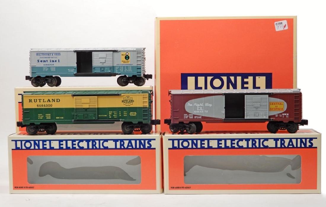 Lionel 6464 Boxcar series V 6-19276