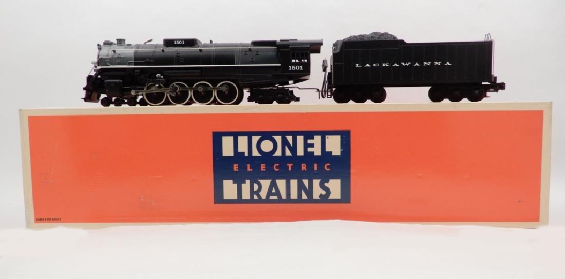 Lionel Delaware, Lackawanna & Western 4-8-4 loco &
