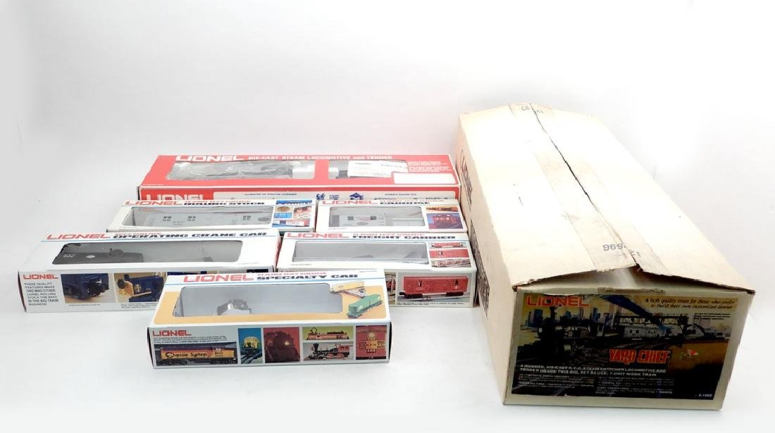 Lionel Yard Chief Set in original box