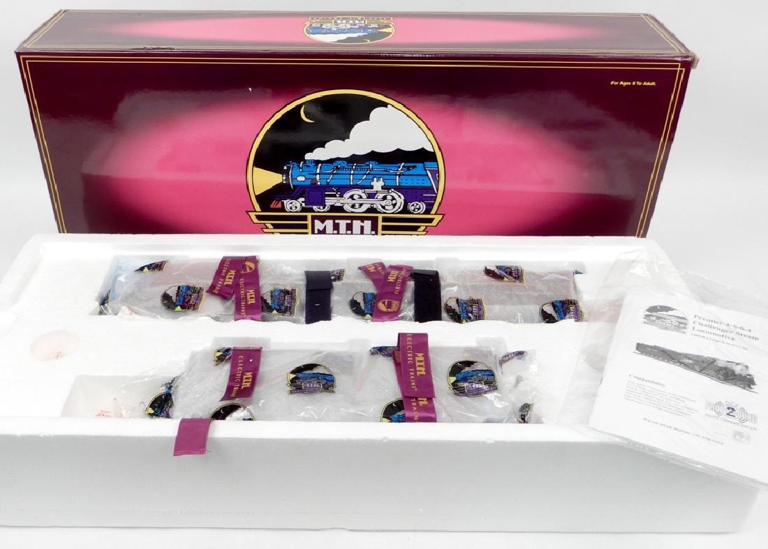 MTH 4-6-6-4 Challenger Steam Engine No. 20-3090-1 in