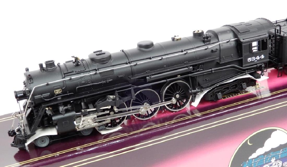 MTH New York Central J-1e Hudson steam locomotive in - 2
