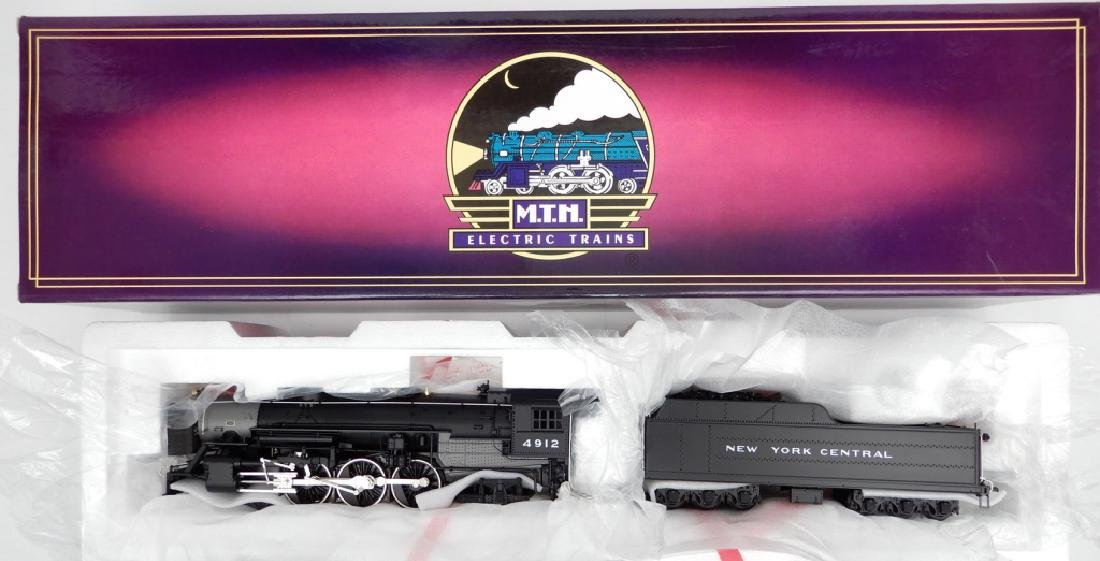 MTH New York Central USRA No. 4912 in original box