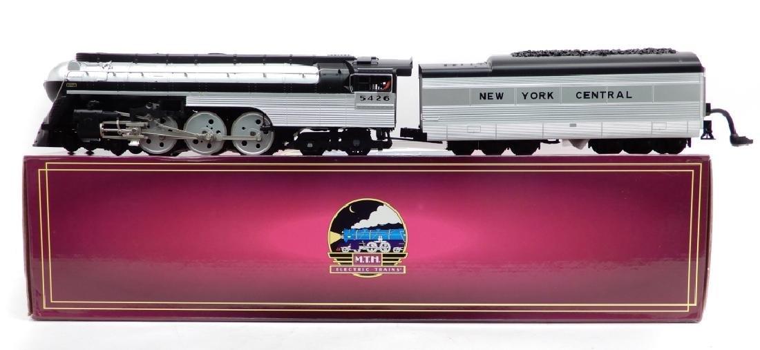 MTH 4-6-4 Empire State Express Steam Engine in box