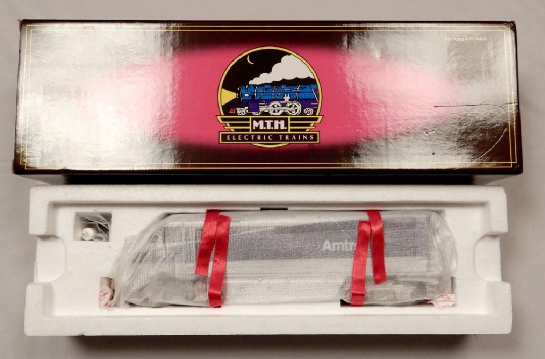 MTH Amtrak F59PH Diesel Engine in original box