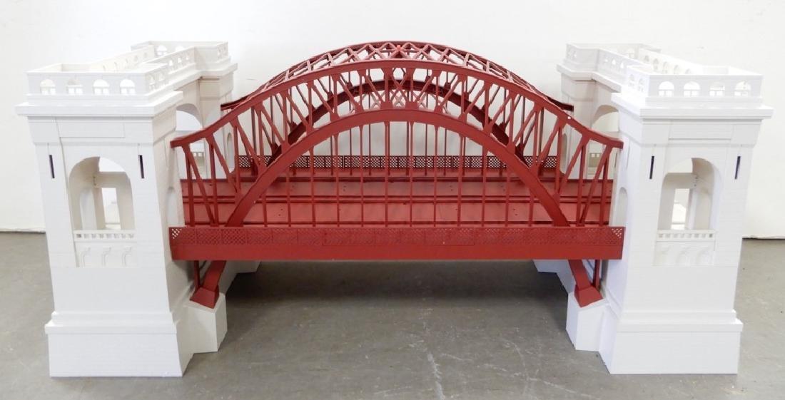 Rail King Hell Gate Bridge No. 30-9020 in original box