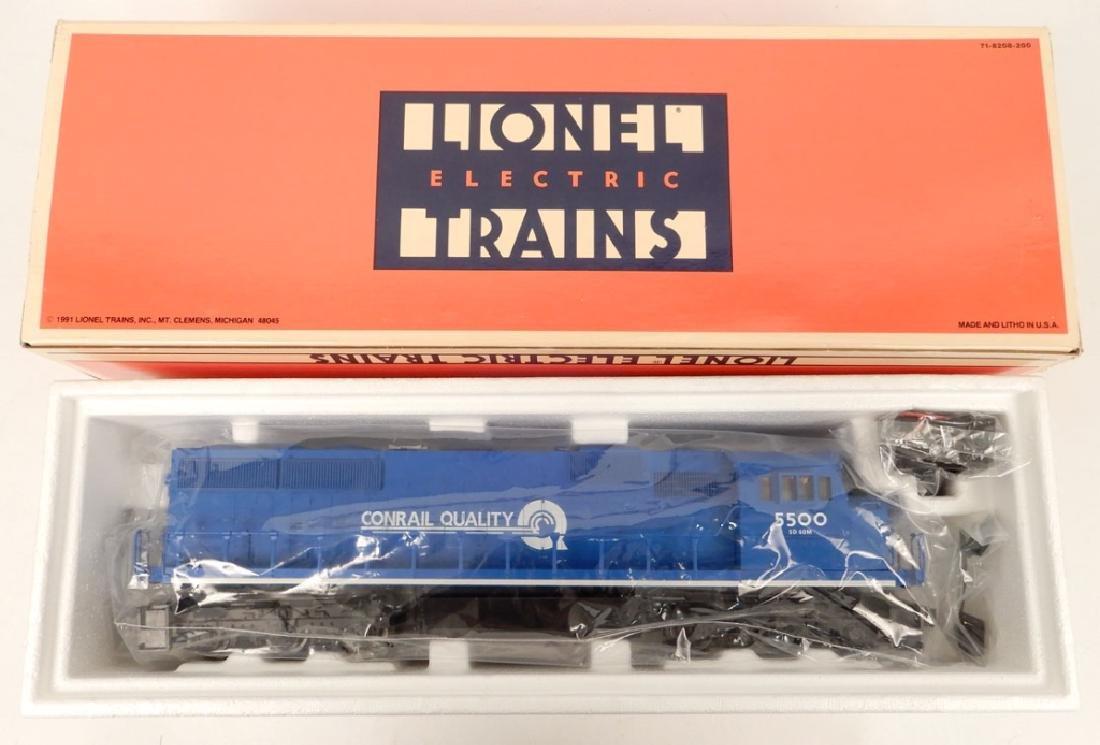 Lionel Conrail SD-60M Diesel Engine in box