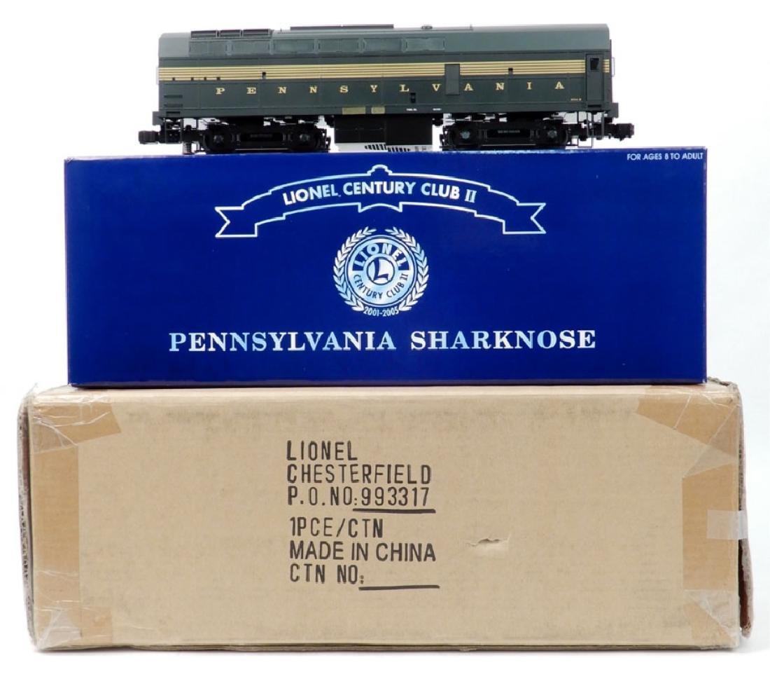Lionel Pennsylvania Sharknose B Unit in original box