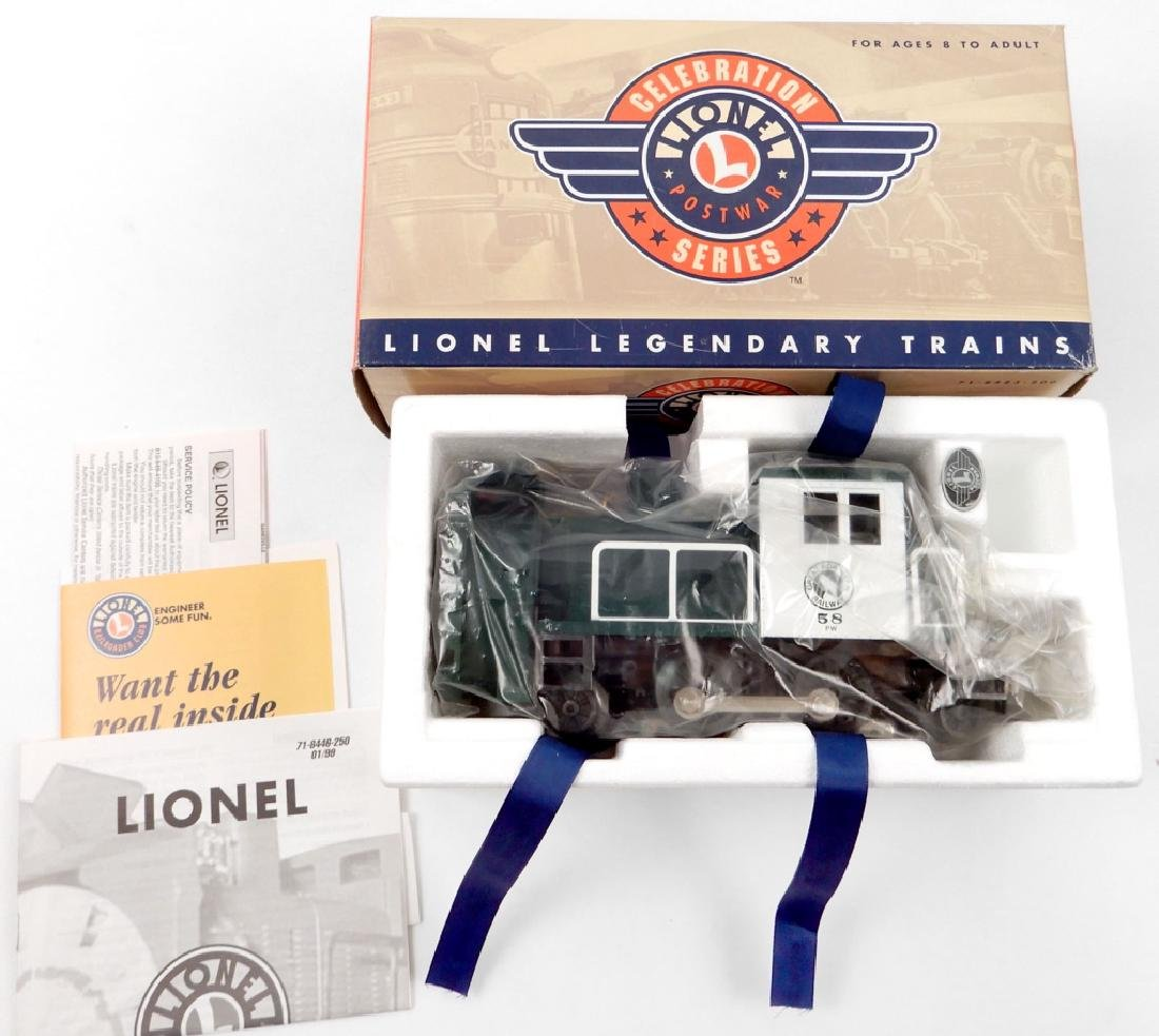Lionel Rotary Snowplow Great Northern in original box