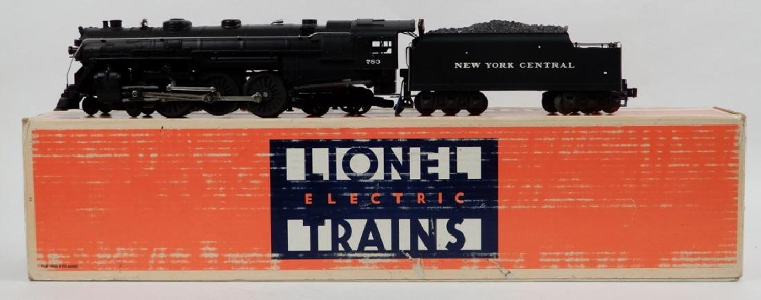 Lionel Die Cast New York Central Hudson with diecast