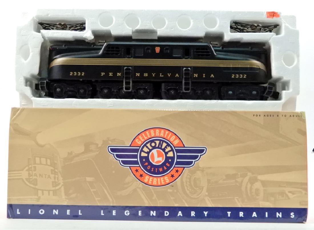 Lionel 2332 Pennsylvania Black GG-1 in original box