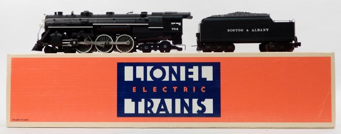 Lionel B&A Hudson in original box