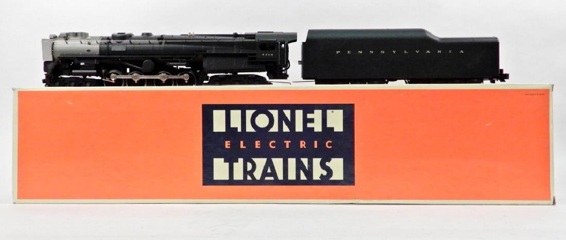 Lionel Pennsylvania S-2 6-8-6 Turbine in original box