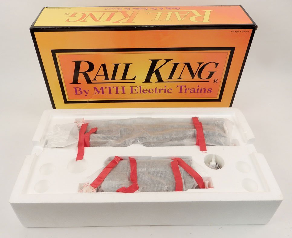 Rail King Union Pacific Big Boy in original box
