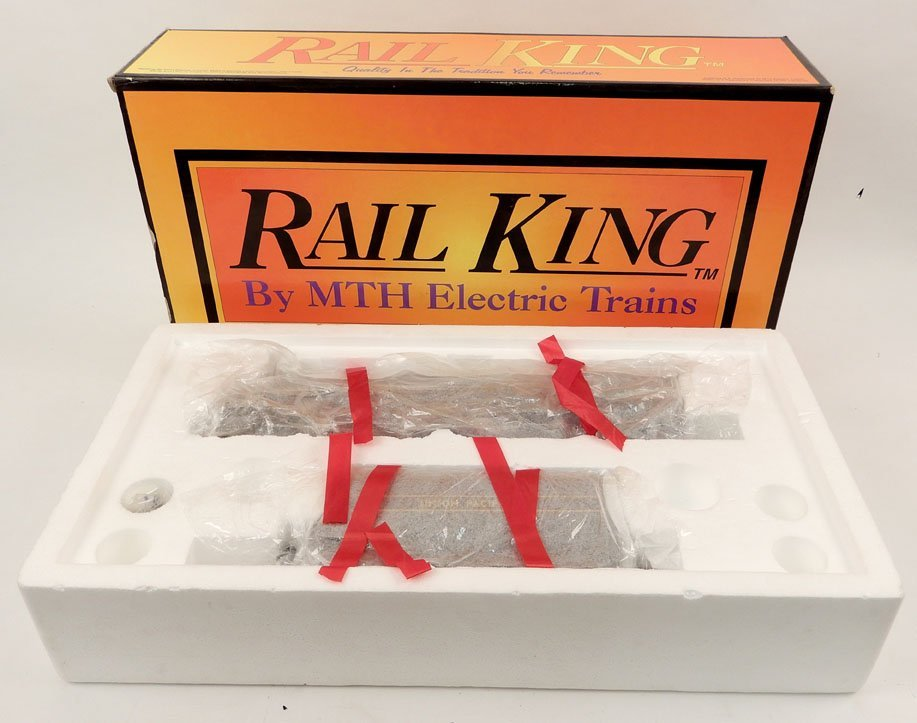 Rail King Union Pacific Challenger in original box