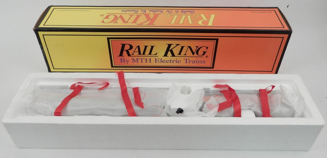 Rail King Southern Pacific Gs-4 Steamer in original box