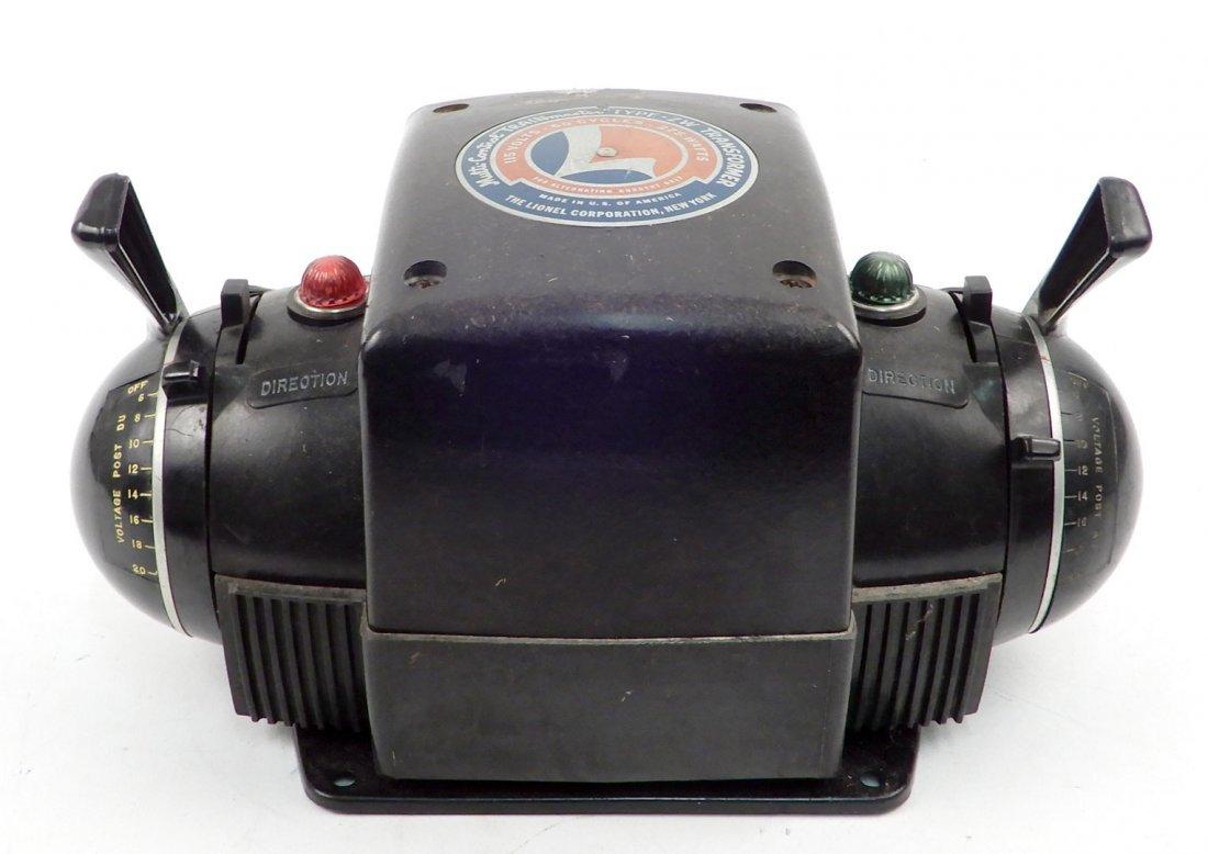 "Lionel ZW transformer, 7"" x 12 1/2"" x 6 1/2"""