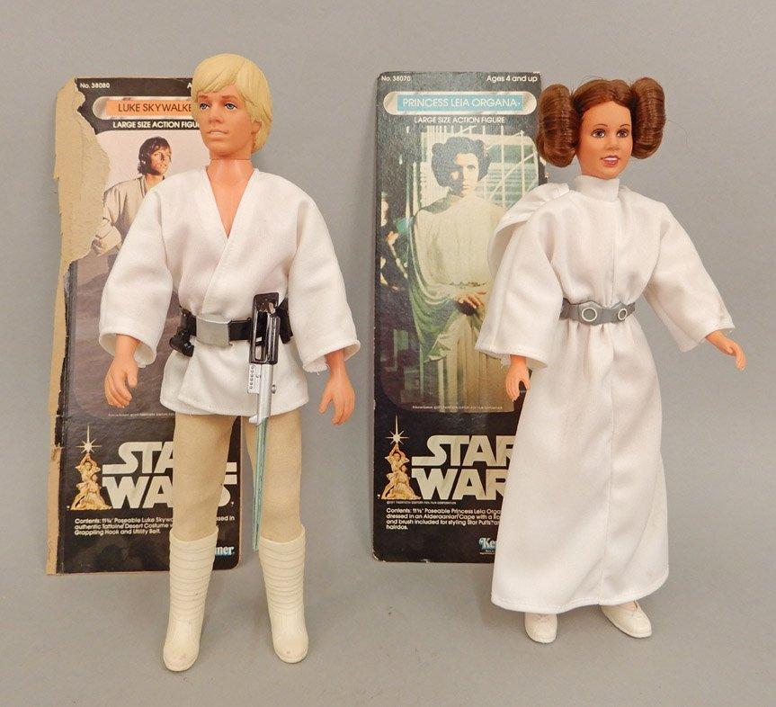Kenner Star Wars large size action figures