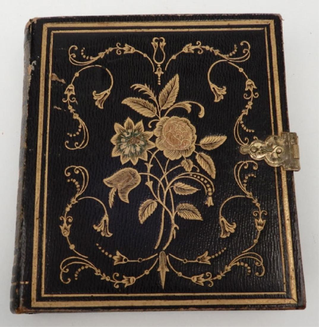 Five Daguerreotypes and ambrotypes in inlaid cases - 7