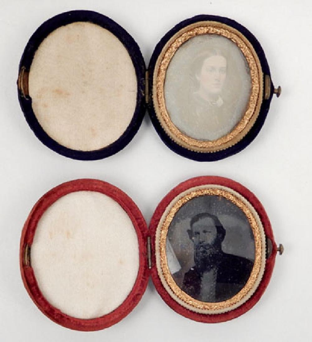 Seven Daguerreotypes and ambrotypes - 2