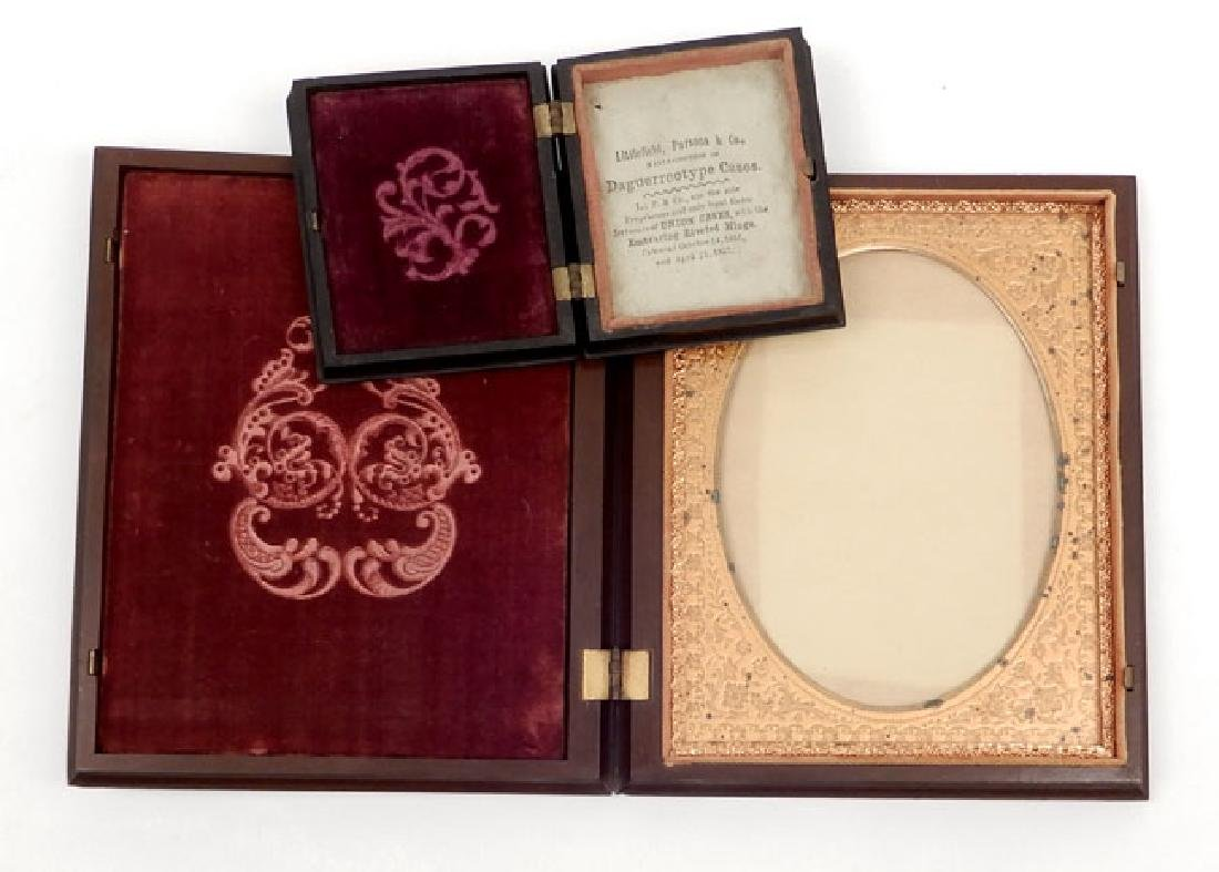 Seven Daguerreotypes and ambrotypes - 3