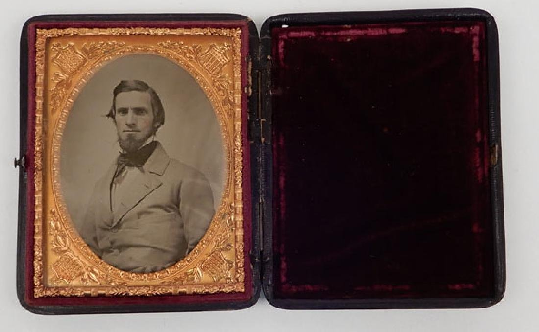 Seven Daguerreotypes and ambrotypes - 4