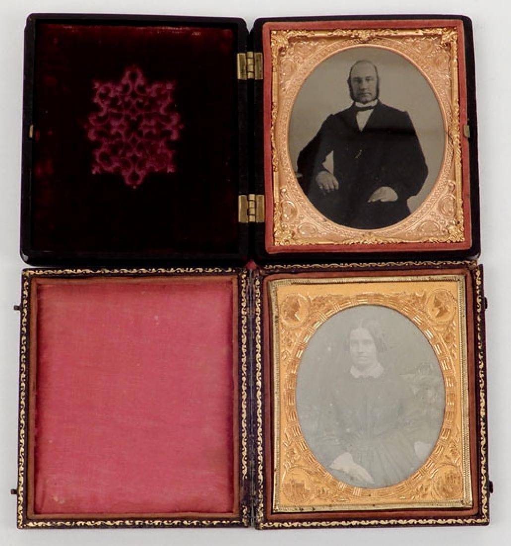 Seven Daguerreotypes and ambrotypes - 5