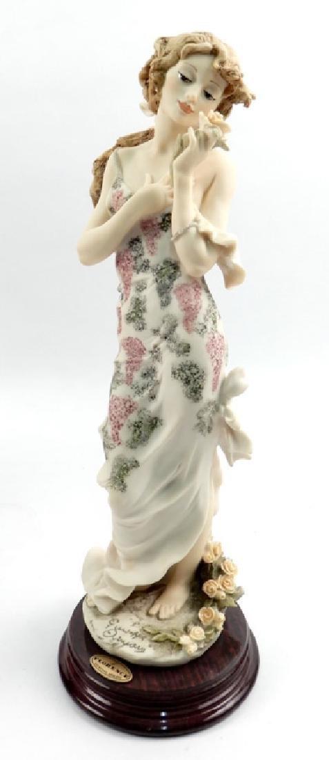 Giuseppe Armani Rose figurine No. 678C in original box - 2