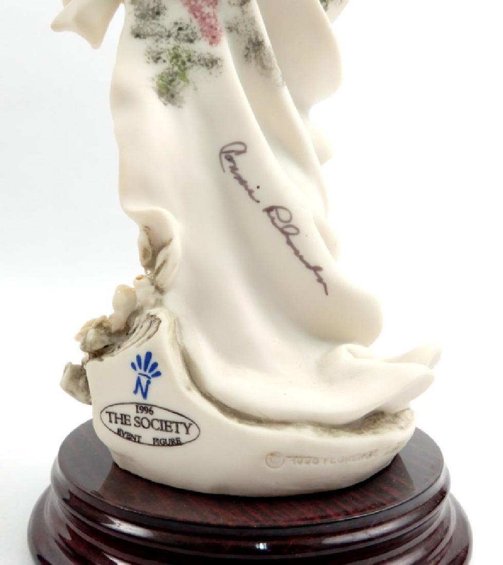 Giuseppe Armani Rose figurine No. 678C in original box - 4