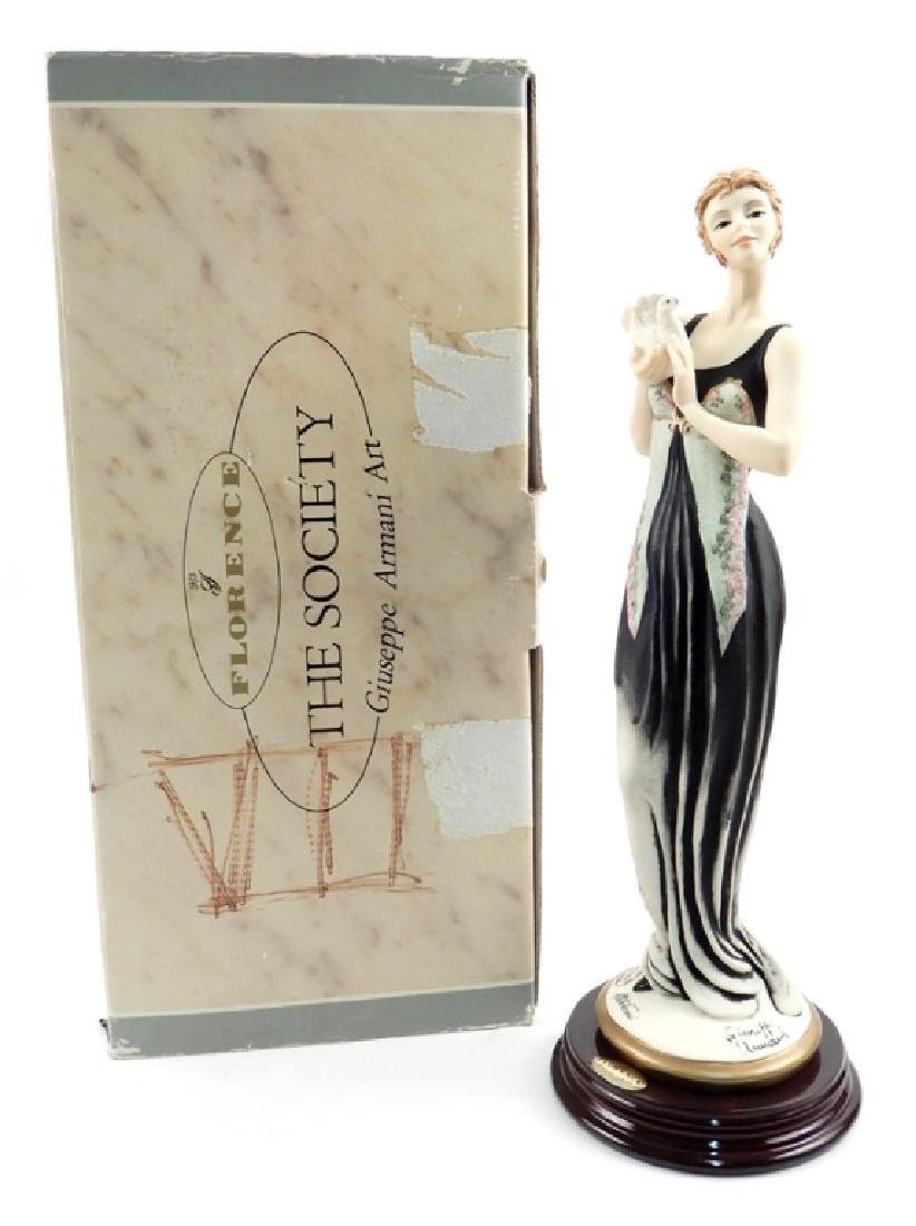 Giuseppe Armani Victoria figurine No. 525C in original
