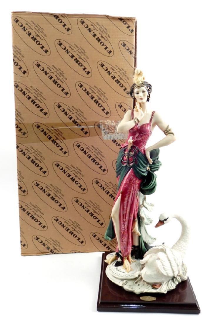 Giuseppe Armani Swan Lake figurine No. 158C in original