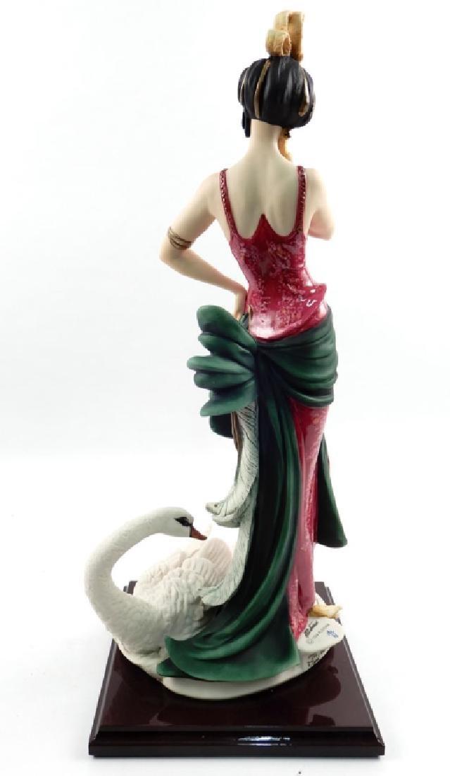 Giuseppe Armani Swan Lake figurine No. 158C in original - 5