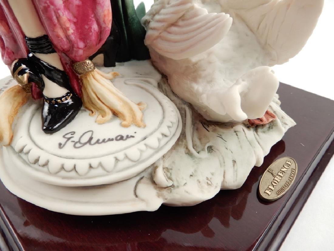 Giuseppe Armani Swan Lake figurine No. 158C in original - 7