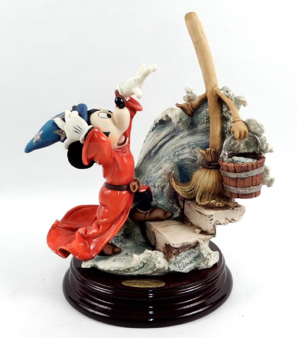 Giuseppe Armani Mickey Mouse Sorcerer's Apprentice 325C - 2
