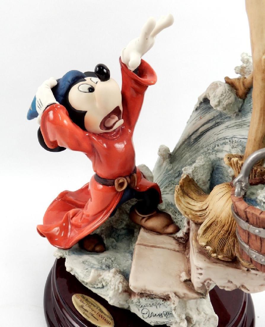 Giuseppe Armani Mickey Mouse Sorcerer's Apprentice 325C - 3