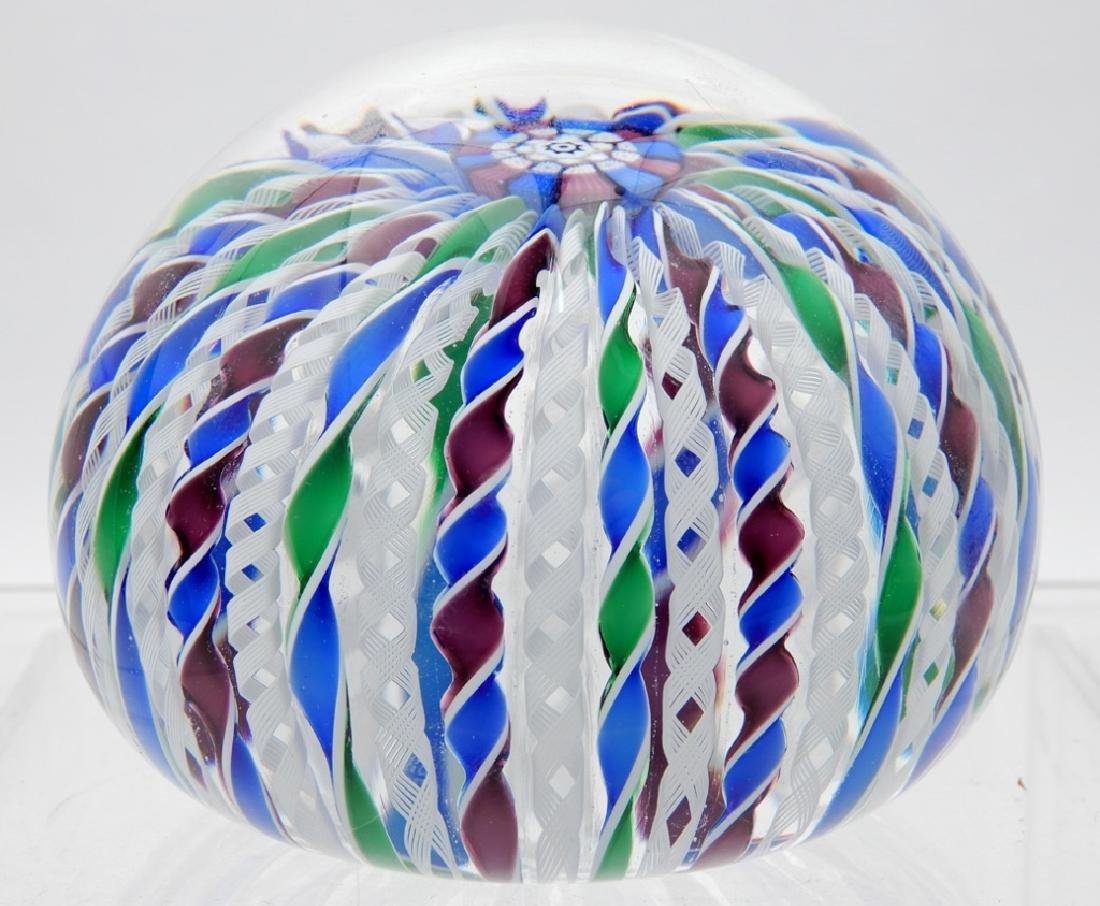 John Deacons art glass paperweights