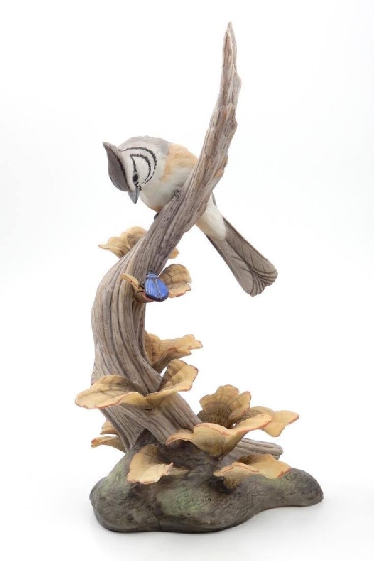 Four Boehm porcelain birds - 2