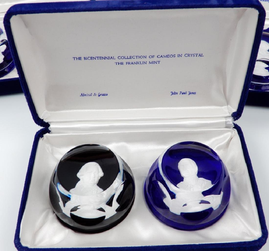 The Bicentennial Collection of Cameos in Crystal by The - 4