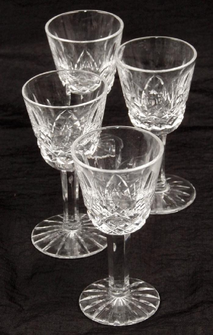 Grouping of Waterford crystal Lismore glasses - 2