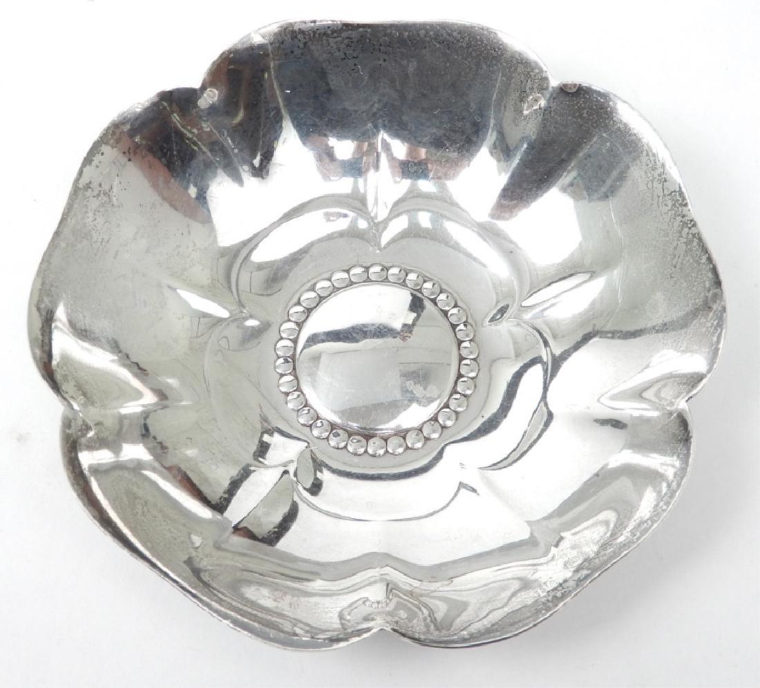 Tiffany & Co sterling silver bon bon bowl