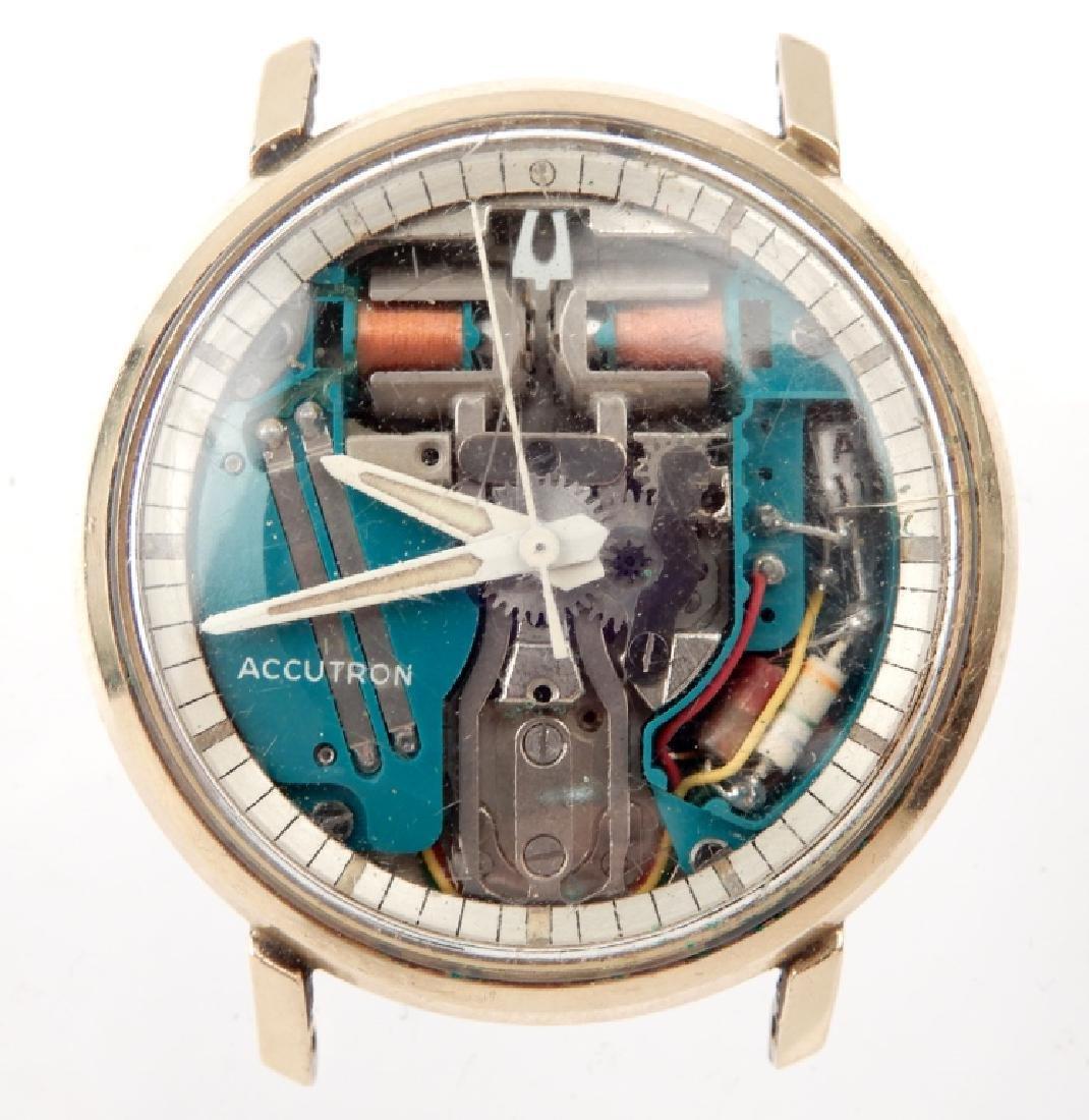 Bulova Accutron Spaceview wristwatch