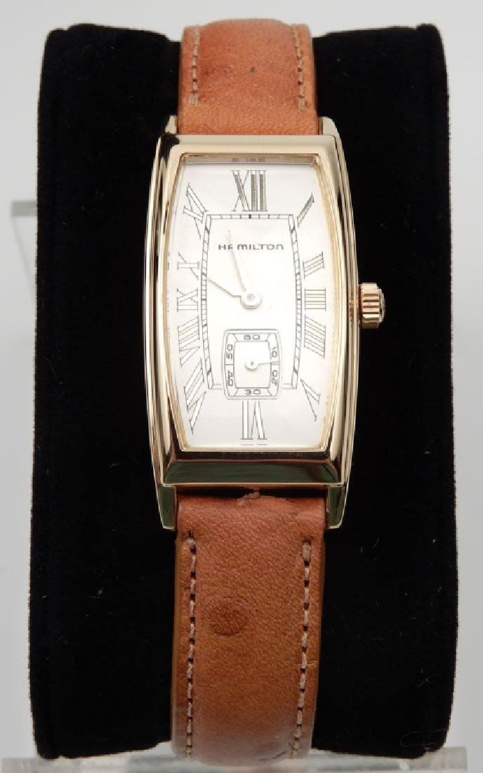 Hamilton reproduction Carlisle Gent wristwatch new in