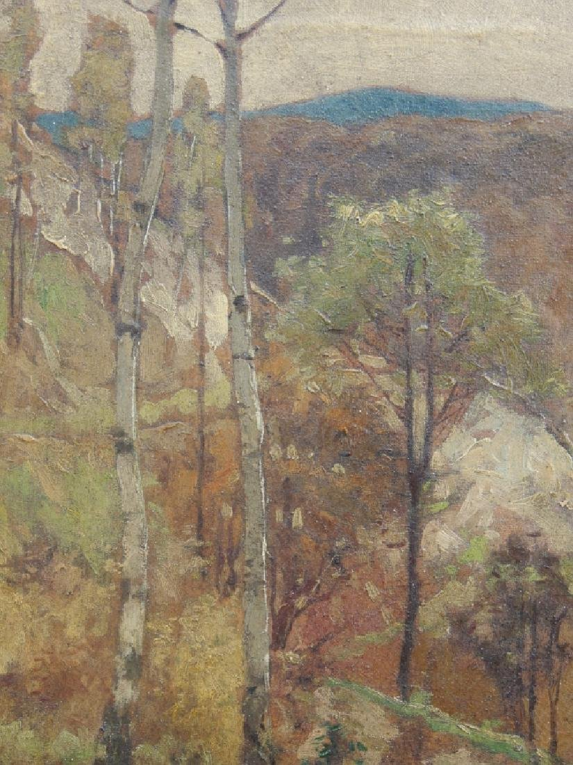 Alice Maud Fanner oil on canvas - 2